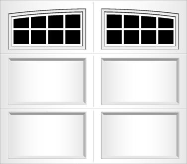 R008A - Single Door Single Arch