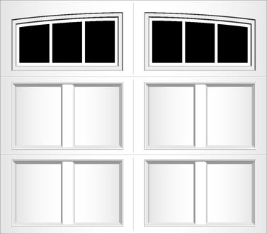 R103A - Single Door Single Arch