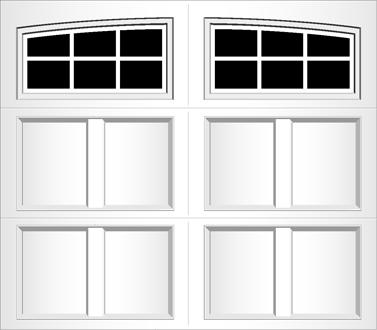 R106A - Single Door Single Arch