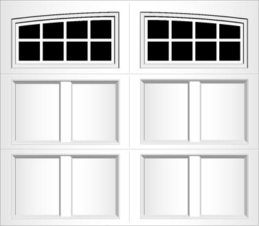 R108A - Single Door Single Arch