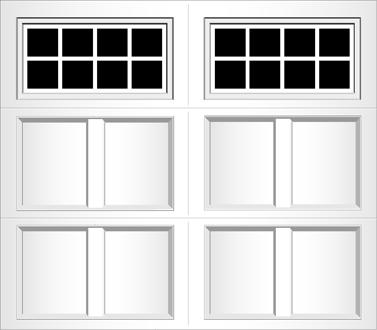 R108S - Single Door
