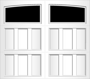 R201A - Single Door Single Arch