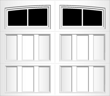 R202A - Single Door Single Arch