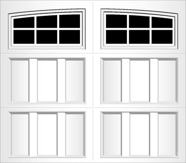 R206A - Single Door Single Arch