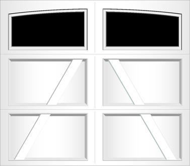 RA01A - Single Door Single Arch