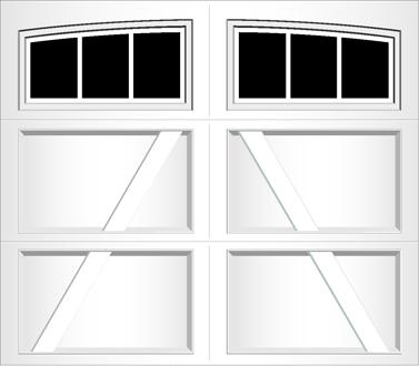 RA03A - Single Door Single Arch