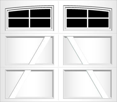 RA04A - Single Door Single Arch