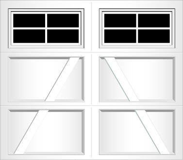 RA04S - Single Door