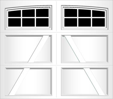 RA06A - Single Door Single Arch