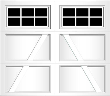 RA06S - Single Door