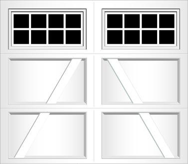 RA08S - Single Door