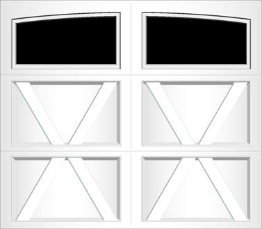 RX01A - Single Door Single Arch
