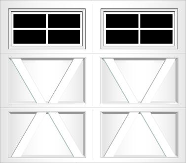 RX04S - Single Door