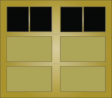 T002S - Single Door