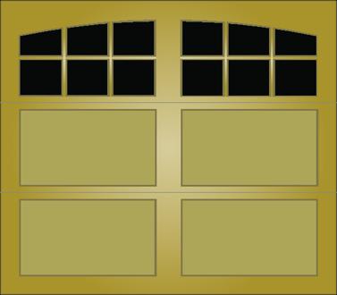 T006A - Single Door Single Arch