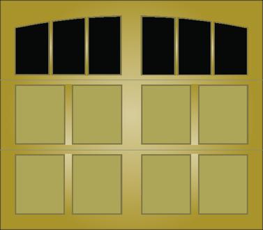 T103A - Single Door Single Arch