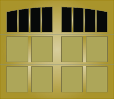 T104A - Single Door Single Arch