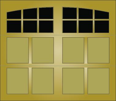 T106A - Single Door Single Arch