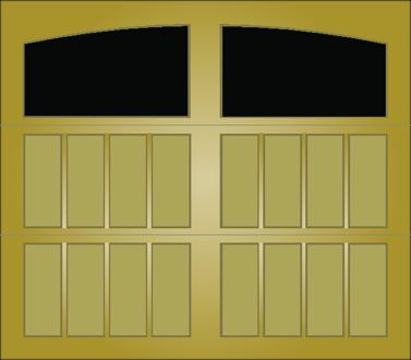 T301A - Single Door Single Arch