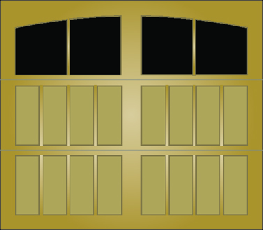 T302A - Single Door Single Arch