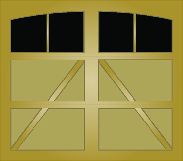 TA02A - Single Door Single Arch