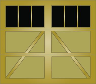 TA03S - Single Door