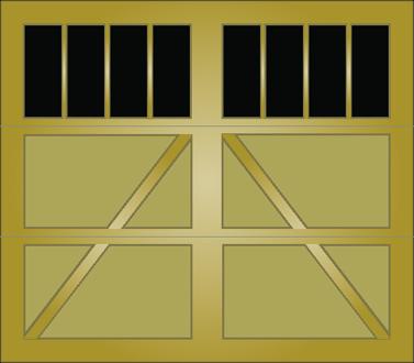 TA04S - Single Door