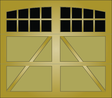 TA08A - Single Door Single Arch